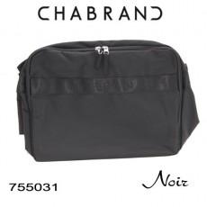 CHABRAND - GRANDE BESACE NOIR LIGNE YANKEE 755031