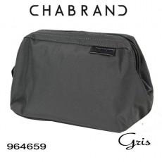 CHABRAND - TROUSSE DE TOILETTE GRISE LIGNE BASTIDE 964651