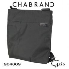 CHABRAND - SACOCHE GRISE LIGNE BASTIDE 964669