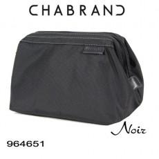 CHABRAND - TROUSSE DE TOILETTE NOIR LIGNE BASTIDE 964651
