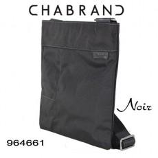 CHABRAND - SACOCHE NOIR LIGNE BASTIDE 964661