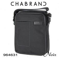 CHABRAND - PETITE BESACE NYLON NOIR LIGNE BASTIDE 964631