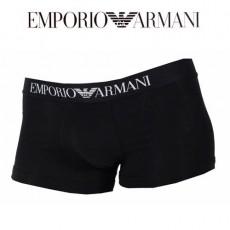 EMPORIO ARMANI BOXER NOIR STRETCH COTON