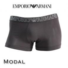 EMPORIO ARMANI BOXER HOMME EN MODAL GRIS 111389 3A711 00043