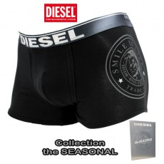 DIESEL - BOXER  SHAWN PHOTOPRINT NOIR  THE SEASONAL