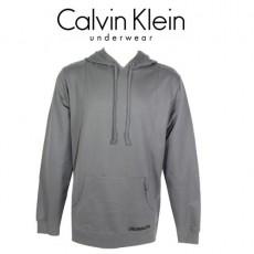 CALVIN KLEIN SWEET D'INTERIEUR / EXTERIEUR COTON GRIS
