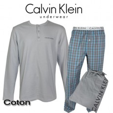 CALVIN KLEIN TENUE INTERIEUR BALUCHON M9600E 1WP