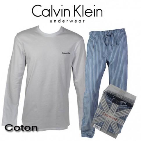 Calvin klein tenue interieur pack cadeau m4126e wms for Tenue interieur homme