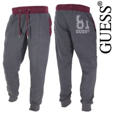 GUESS - PANTALON MIX AND MATCH GRIS ANTHRACITE