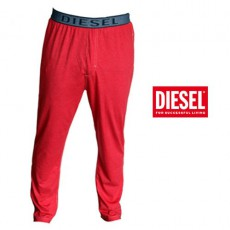 DIESEL - PANTALON INTERIEUR  ROUGE TROUSERS