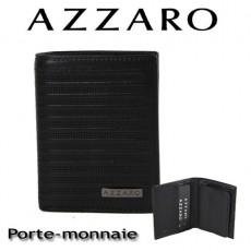 AZZARO - PORTE-MONNAIE MULTIFONCTION - LIGNE ELEGANTE
