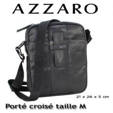 AZZARO - PORTE CROISE TAILLE M - LIGNE DJERBA