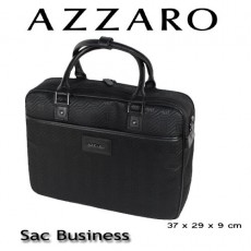 AZZARO - SAC BUSINESS - LIGNE CHROME