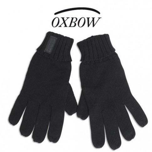 OXBOW - Gants en maille noir EULIDO
