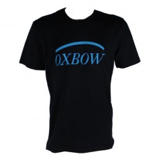 OXBOW - T SHIRT BANANAS NOIR