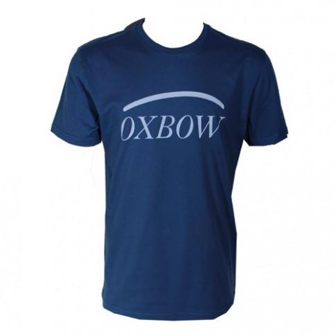 OXBOW - T SHIRT BANANAS BLEU