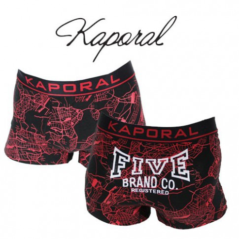 BOXER – KAPORAL EDITION CITY ROUGE