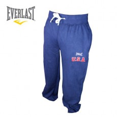 EVERLAST – BAS DE SURVETEMENT BROWN USA NAVY