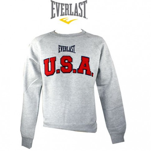 EVERLAST – SWEAT WARREN USA GRIS