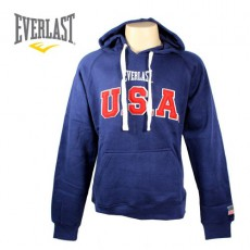 EVERLAST – SWEAT A CAPUCHE HUNTER USA NAVY