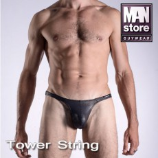 MANSTORE M323 TOWER STRING ZINC