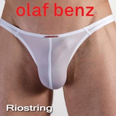 OLAF BENZ - STRING RED1201 RIOSTRING BLANC
