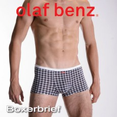 OLAF BENZ - BOXER RED1362 BOXERBRIEF GRIS