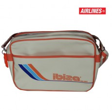 AIRLINES - BESACE RETRO BAG IBIZA