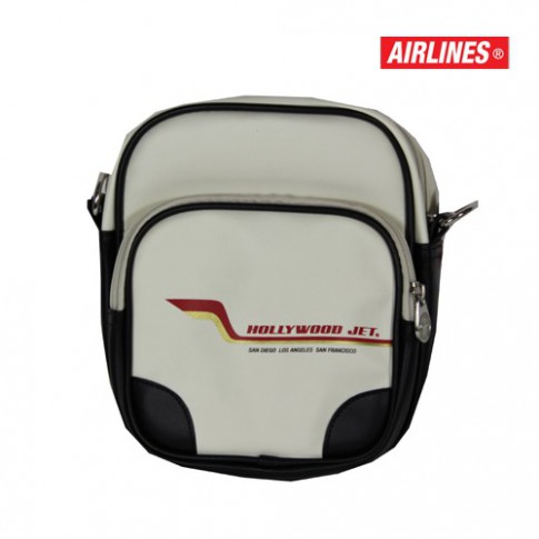 AIRLINES - PETITE BESACE MINI BAG HOLIWOOD JET