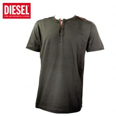DIESEL - T-SHIRT MANCHES COURTES BILLYS KAKY