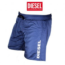 DIESEL - SHORT DE BAIN NAVY MARKRED