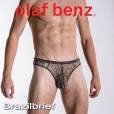 OLAF BENZ - SLIP RED1366 BRAZILBRIEF WILD EFFET SAUVAGE