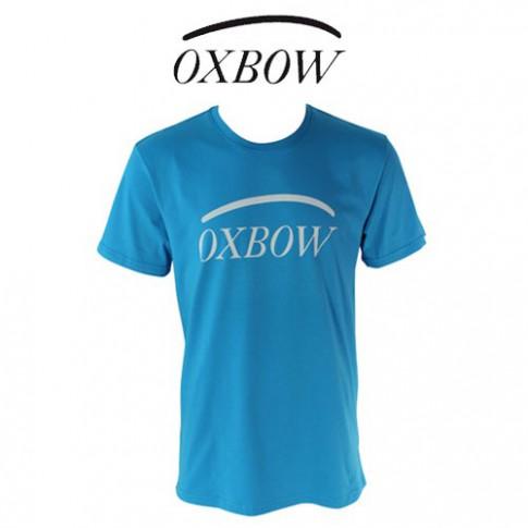 OXBOW - T SHIRT CORPO BLEU LAGON