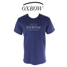 OXBOW - T SHIRT PLAIN MARINE