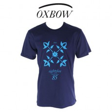 OXBOW - T SHIRT TRIAGOZ MARINE