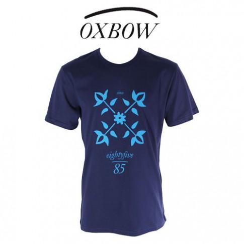 oxbow t shirt triagoz marine. Black Bedroom Furniture Sets. Home Design Ideas
