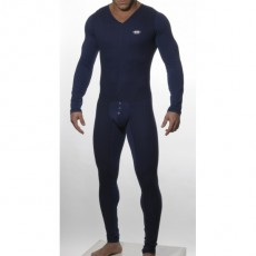ES - 106 BODY SUIT LONG NAVY ES COLLECTION