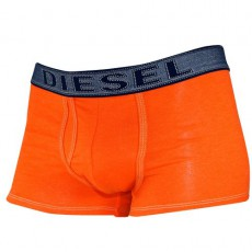 DIESEL - BOXER COTON DENIME ORANGE