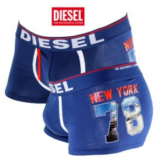 DIESEL - BOXER COTON NEW YORK NAVY
