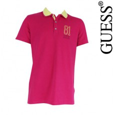 GUESS - POLO PLAYFUL COLORS MAGENTA