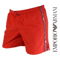 ARMANI - SHORT DE BAIN MEDIUM ROUGE 211118 4P420 05774