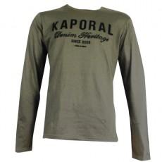 KAPORAL - T-SHIRT MANCHE LONGUE FURIOE KAKI