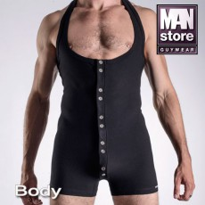 MANSTORE - BODY WORK OUT M311 NOIR