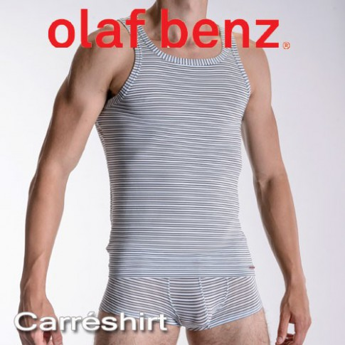 OLAF BENZ - T-SHIRT RED1373 CARRESHIRT BREEZE
