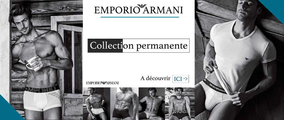 Armani collection permanente